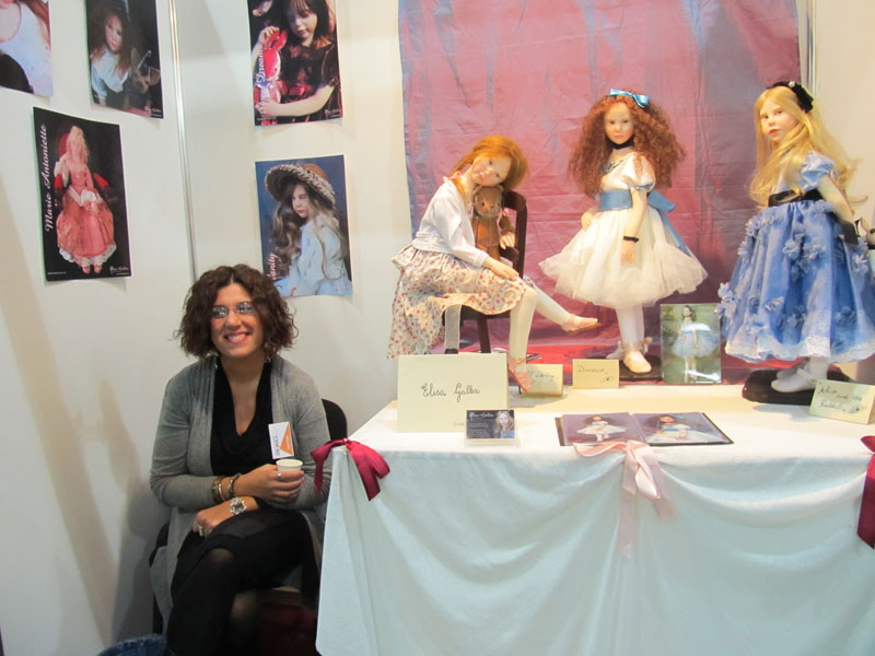 выставка рукоделия, бисероплетения, кукол в Киеве