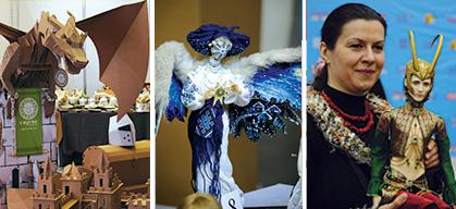 авторские куклы, выставка кукол в Киеве